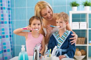 Daily Hygiene, Brushing Teeth